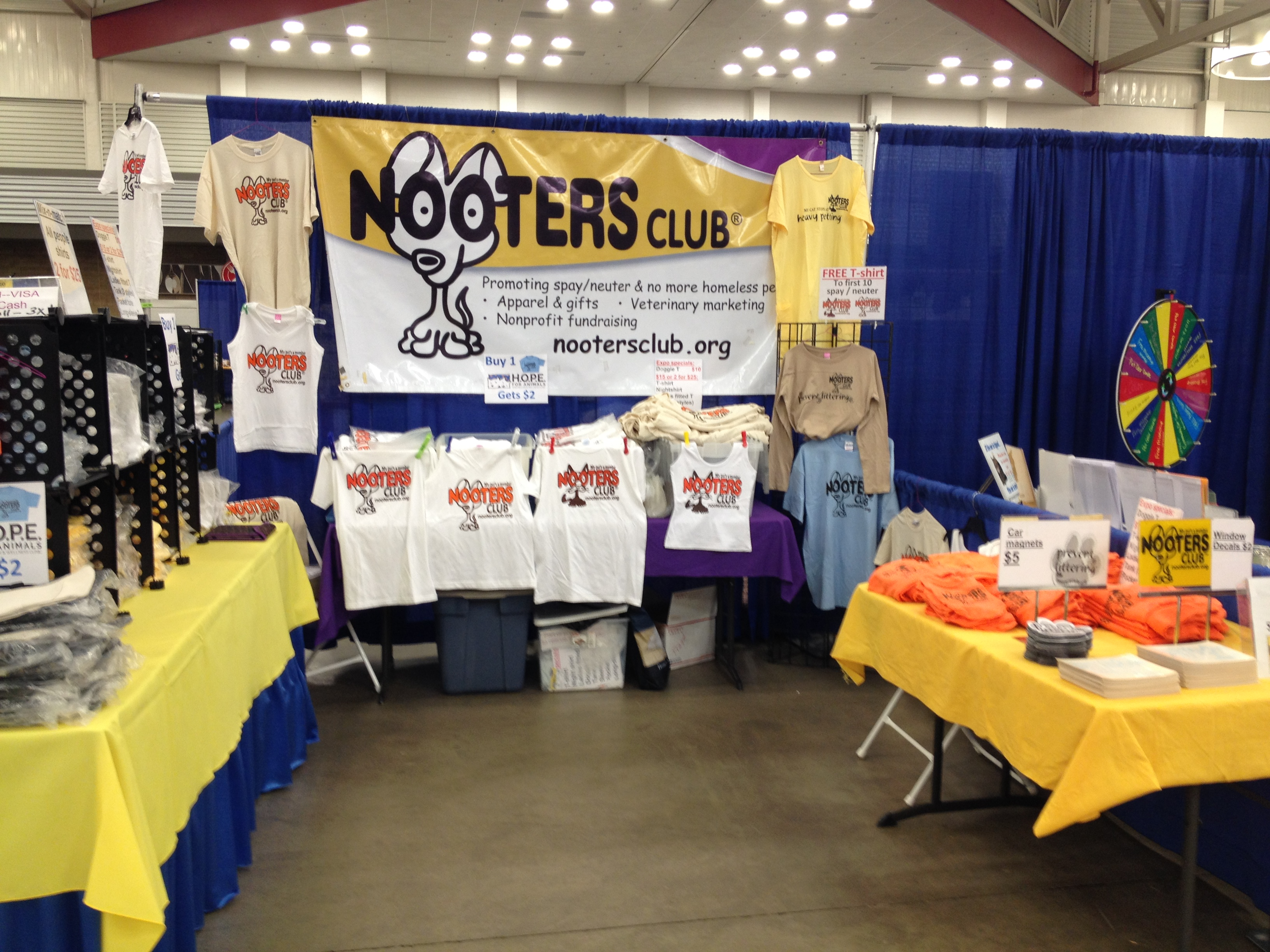 NC Booth