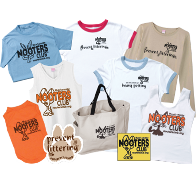 NOOTERS Club online store