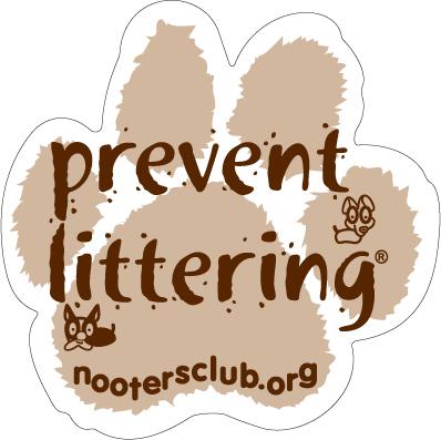 Prevent littering